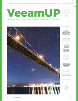 VeeamUP - Special Edition