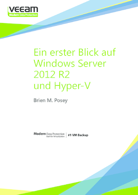 Ein erster Überblick über Windows Server 2012 R2 und Hyper-V