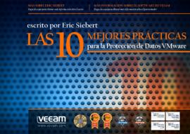 Las 10 mejores prácticas para la protección de datos VMware