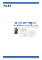 Top 10 Best Practices for VMware Monitoring