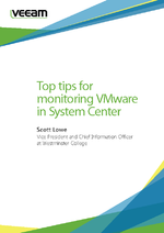 Top Tips for Monitoring VMware in System Center