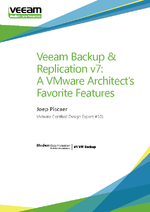 Veeam Backup & Replication v7: A VMware Architect's Favorite Features