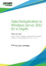 Data Deduplication in Windows Server 2012 R2 in Depth